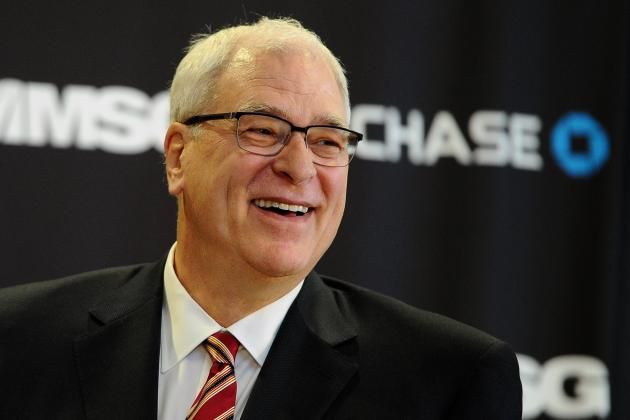 Will Knicks' Phil Jackson Strip Mine Lakers' Assets?