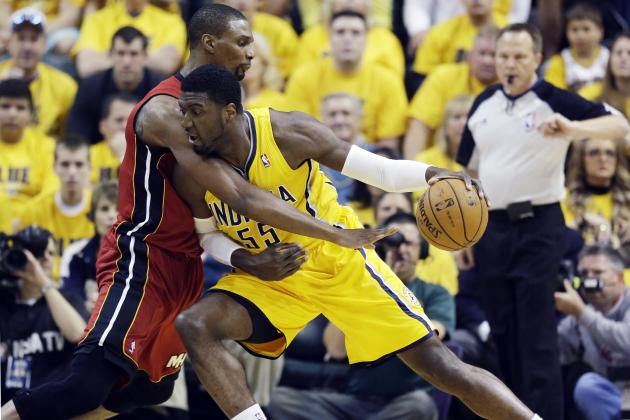 Miami Heat Need to Rethink Small-Ball Approach to Beat Indiana Pacers in Game 2
