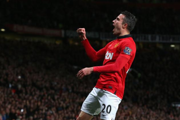 Louis Van Gaal Drops Big Hint Robin Van Persie Will Be Manchester United Captain