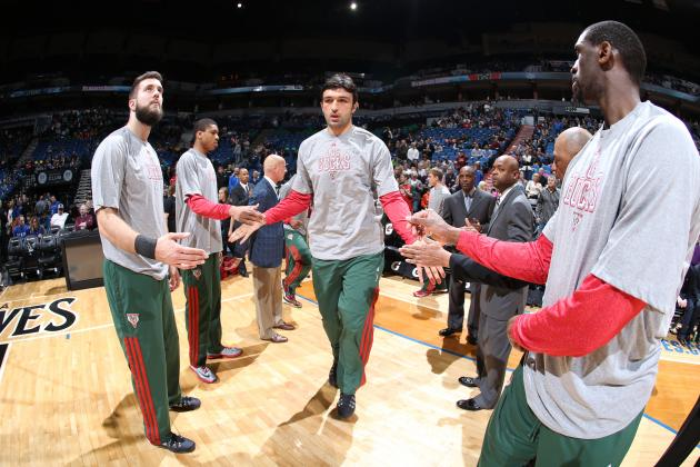 What's at Stake for Milwaukee Bucks in 2014 NBA Draft Lottery?