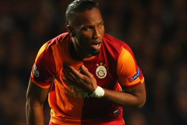 Didier Drogba Denies Rumours of €1M Donation After Turkish Mining Disaster