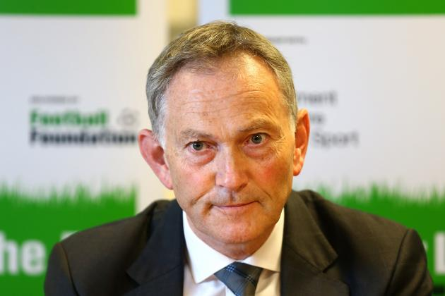 Richard Scudamore Reportedly Targeted by F1 as Bernie Ecclestone Successor