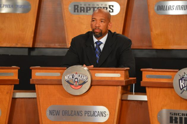 What's at Stake for New Orleans Pelicans in 2014 NBA Draft Lottery?