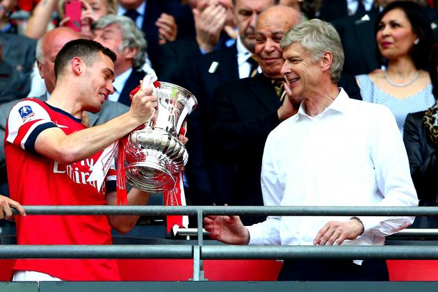 Arsenal's FA Cup-Winning Goal Symbolised Arsene Wenger's Football Philosophy