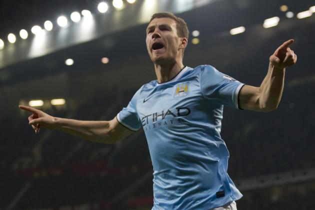 Edin Dzeko Exclusive: Manchester City Star on Bosnia, the World Cup & More
