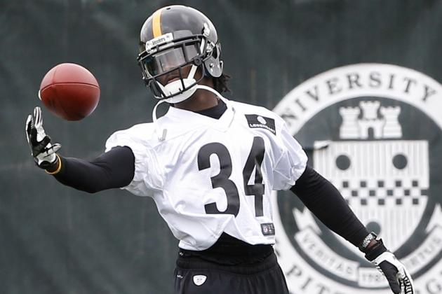 Steelers Hope Archer's Speed Is an Asset