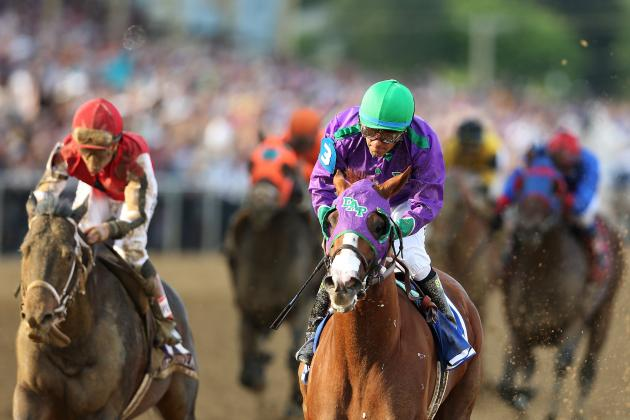 Preakness Results 2014: Finishing Times, Belmont Outlook After Race at Pimlico