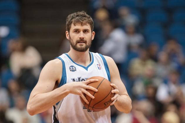 Minnesota Timberwolves Owner Says Kevin Love Won't Be Traded by 2014 Draft