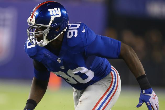 Does New York Giants' Season Hinge on Jason Pierre-Paul?