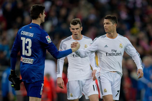 Real Madrid vs. Atletico Madrid: Intriguing Storylines for Madrid Derby 2014