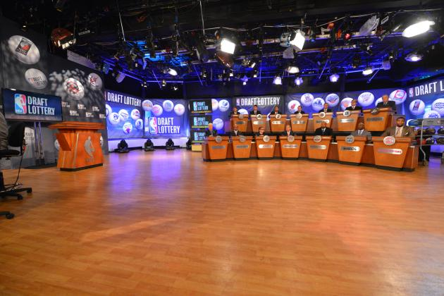 NBA Draft Lottery 2014: TV Schedule, Odds for Eligible Squads Landing No. 1 Pick