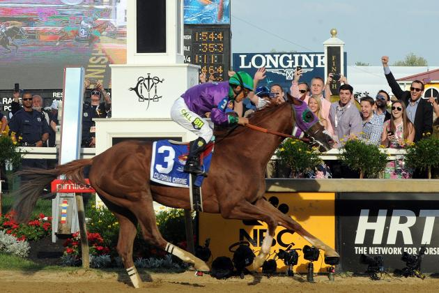 Preakness 2014: Results Table and Early Belmont Stakes Predictions