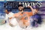 Updated MLB Power Rankings