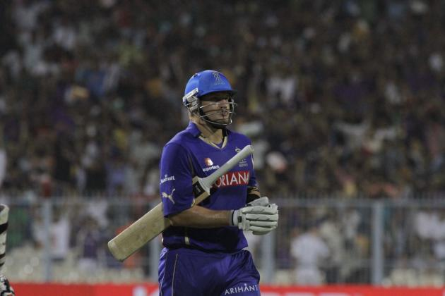 Rajasthan Royals' Team Changes Make Little Sense Ahead of IPL Play-Offs