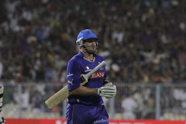 Rajasthan Royals' Team Changes Make Little Sense Ahead of IPL Play-Offs