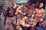 Power Move: Tigers in Full Zubaz After Beating Sox