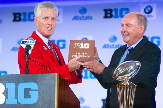 How Big Ten Continues to Be College Football's King of Cash