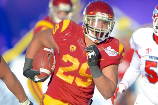 Which Big Ten School Needs Ex-USC RB Ty Isaac the Most?