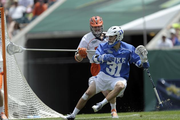 NCAA Lacrosse Tournament 2014: Semifinal Bracket, Schedule and Round 1 Results
