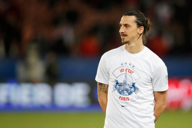 Museum Making Wax Statue of PSG's Zlatan Ibrahimovic