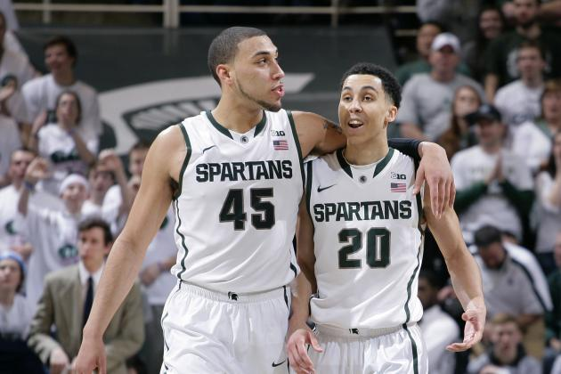 Michigan State Basketball: Spartans' Biggest Reasons for Optimism in 2014-15