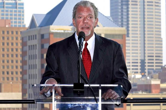 Jim Irsay: Latest Details and Comments on Owner's Return to Colts