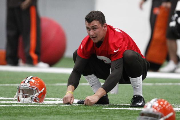 Is Johnny Football Really Going to Be Johnny Backup in Cleveland This Year?