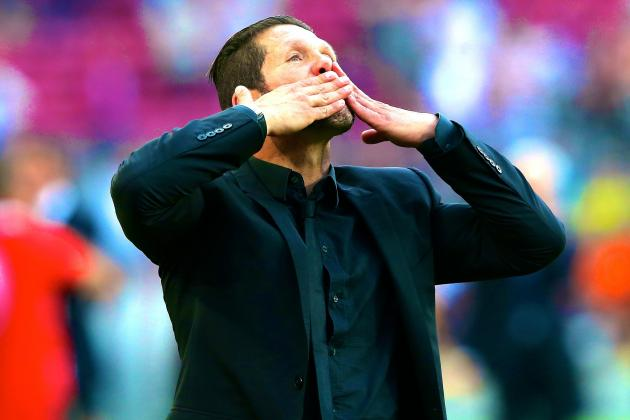 Diego Simeone Delivered Title Glory by Getting Maximum from Atletico's Players