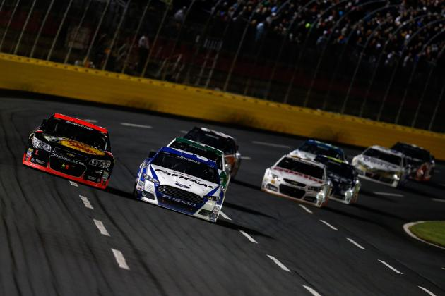 Fantasy NASCAR at Charlotte 2014: Picks, Top Drivers for Coca-Cola 600