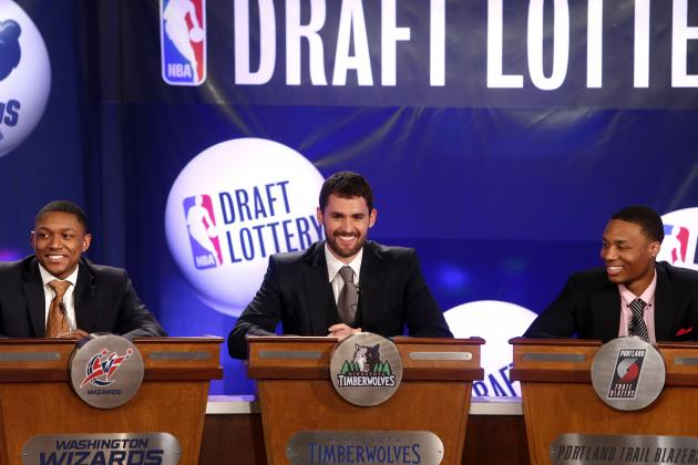 NBA Lottery 2014: Complete TV Schedule and Current Odds for No. 1 Selection