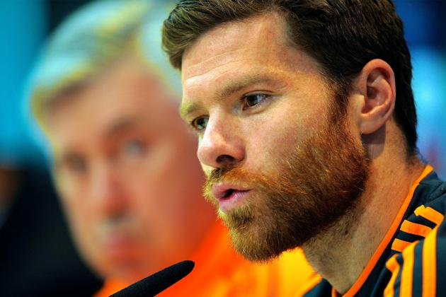 Xabi Alonso Suspension Is Champions League Dilemma for Real Madrid Midfield