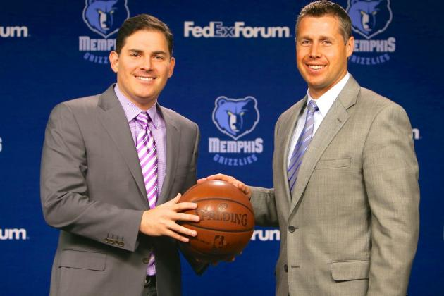 Memphis Grizzlies Front Office Gets Shakeup with Jason Levien, Stu Lash Firing