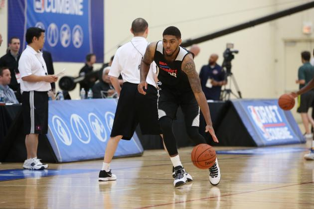 NBA Draft 2014: Players Who Disappointed Most at the Combine