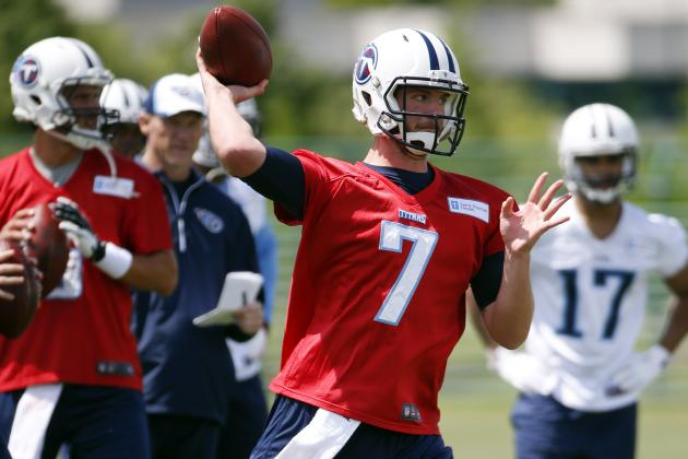 Zach Mettenberger Injury: Updates on Titans QB's Recovery from Knee Surgery