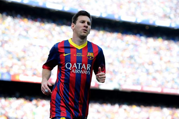 Lionel Messi's New Contract a Perfect Move for Barcelona's Future