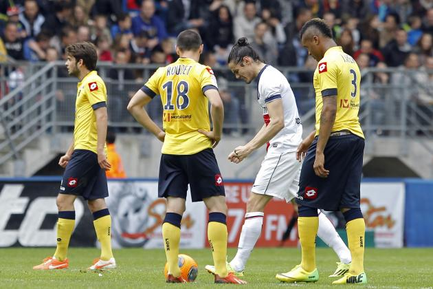 Sochaux Relegated After Final-Day Defeat Against Evian
