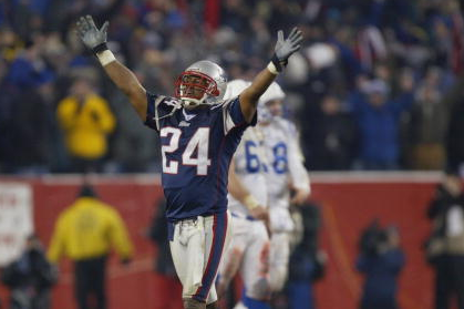 Ty Law Voted into Patriots Hall of Fame