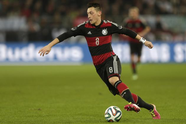 World Cup Group of Death 2014: Highlighting Top Players in Competitive Group