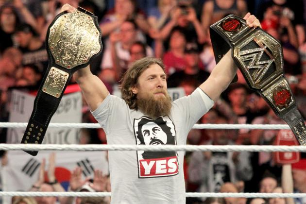 WWE Payback 2014: Examining Best Options for WWE Title at Event