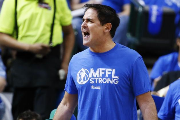 Report: Mark Cuban Hired Former FBI Agent to Investigate NBA After 2006 Finals