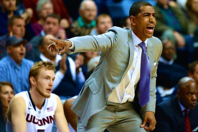 Kevin Ollie Signs Contract Extension with UConn Huskies