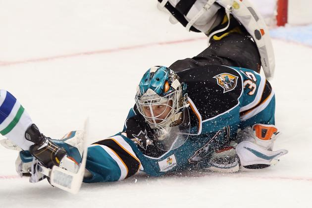 Sharks Goalie Sateri Bolts to KHL