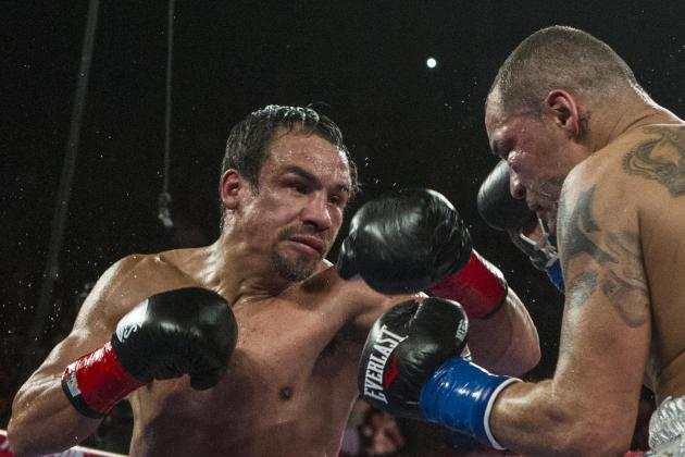Juan Manuel Marquez Must Make the Most of Every Fight in Twilight of Career