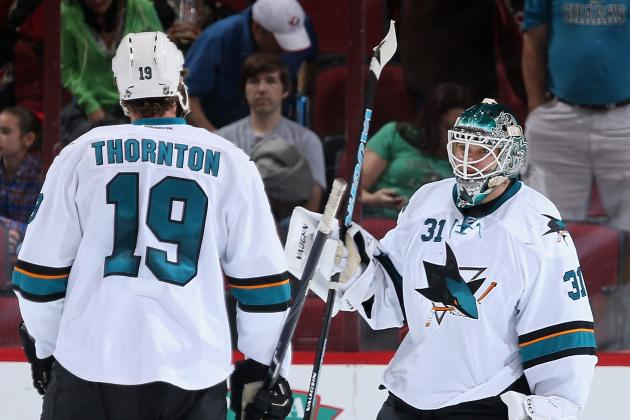 Sharks Prepared to Take Calls on Stars