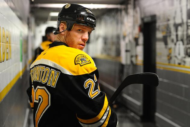 Should the Boston Bruins Re-Sign Unrestricted Free Agent Shawn Thornton?