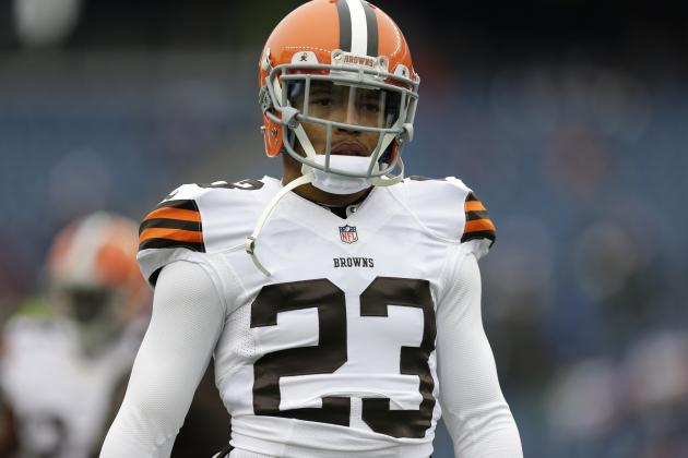Joe Haden: Breaking Down the High-Priced Cornerback's 2013 Season