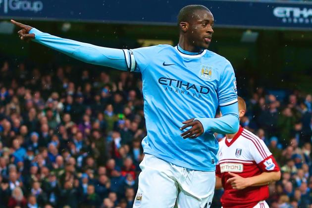 Yaya Toure Transfer Rumours: Latest Gossip Surrounding Manchester City Star