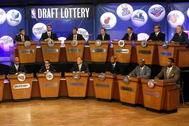 NBA Lottery 2014: TV Schedule, Start Time and Odds for No. 1 Pick