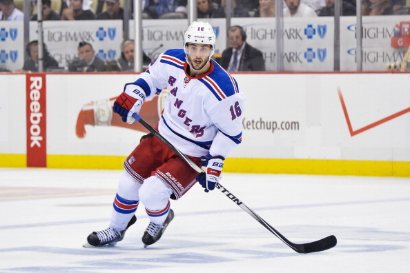 Derick Brassard Injury: Updates on Rangers Center's Status and Return