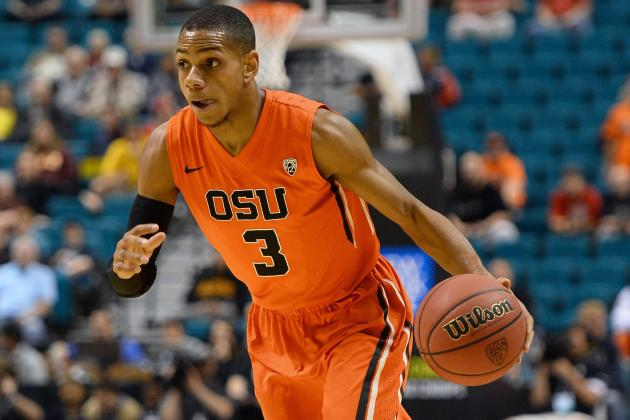 Former Oregon State Guard Cooke Heading to Iowa State